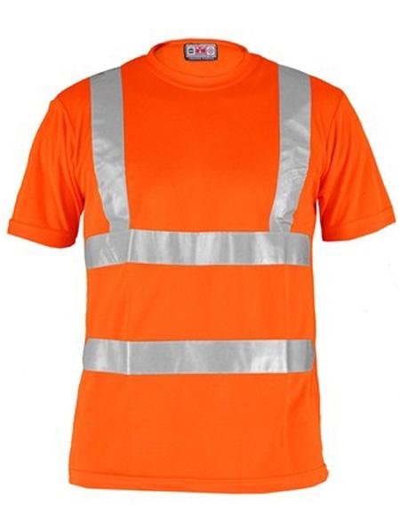 abbigliamento da lavoro alta visibilità, Indumenti alta visibilità